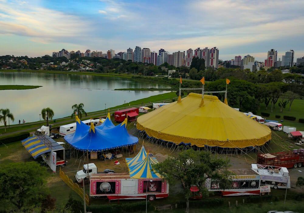 Fundação Cultural abre inscrições para seleção de circos itinerantes de todo o Brasil
