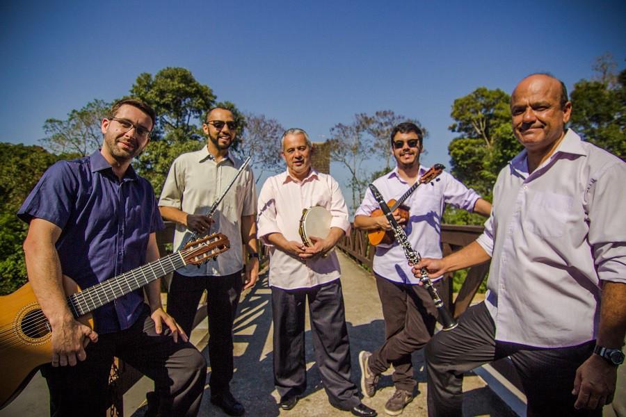 Grupo Choro e Seresta celebra 45 anos com show na Feirinha