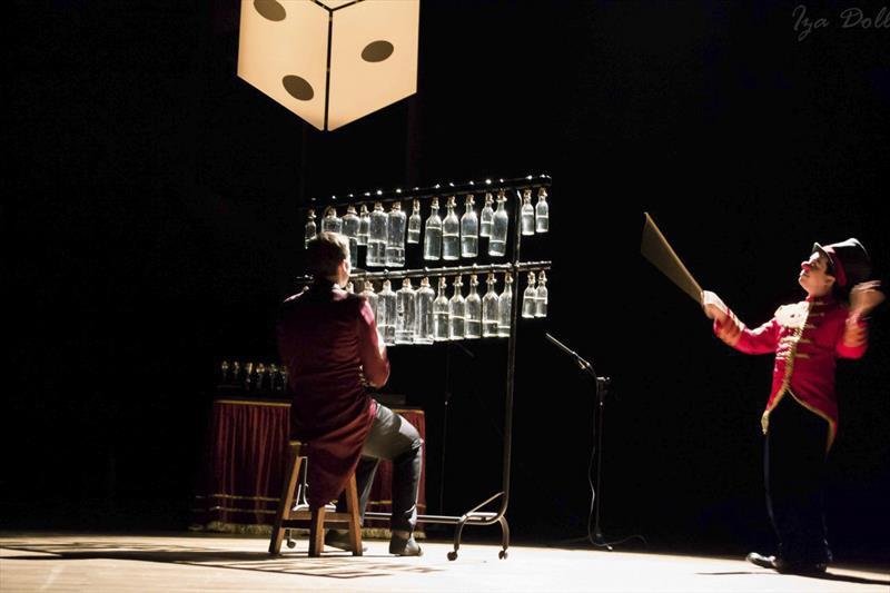 Circo da Cidade apresenta espetáculo Dois ou Um