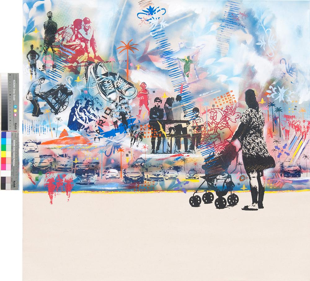 Zuleika Bisacchi Galeria de Arte inaugura exposição Cidades Imaginárias