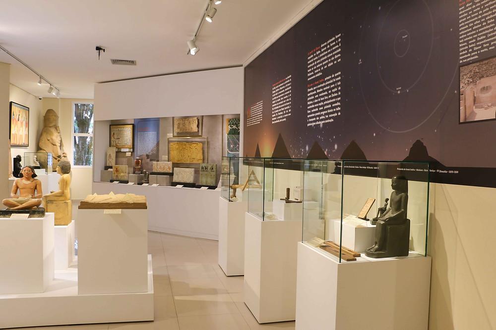 XVI Exposição de Longa Duração do Museu Egípcio e Rosacruz