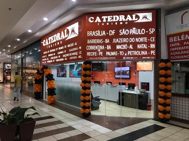 Sala Vip da Catedral Turismo aumenta em 180% o número de passageiros em Goiânia