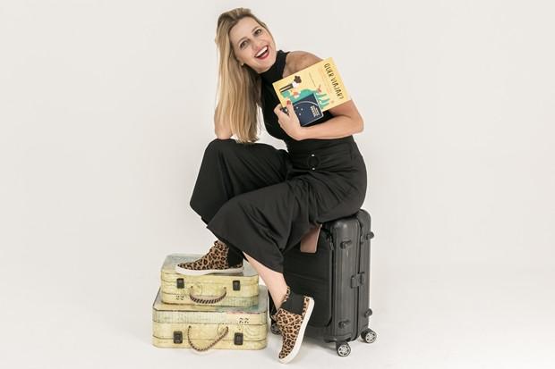 Livro de Claudia Liechavicius tem dicas especiais de viagens pelo mundo