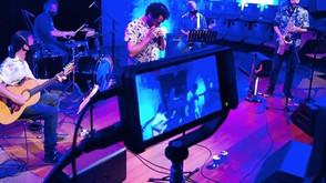 Artistas curitibanos gravam vídeos para o programa Paiol Musical