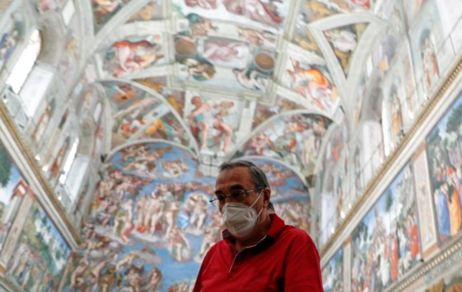 Foto: Guglielmo Mangiapane - Reuters