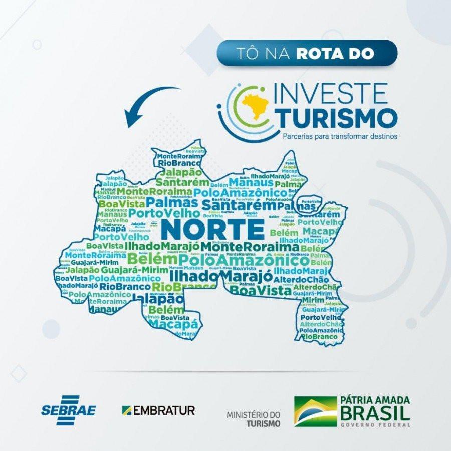 Programa Investe Turismo contempla rota com quatro municípios de Tocantins