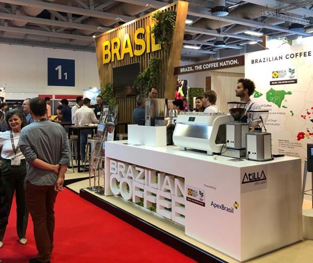 Brazil. The Coffee Nation potencializa negócios com café especial na Europa