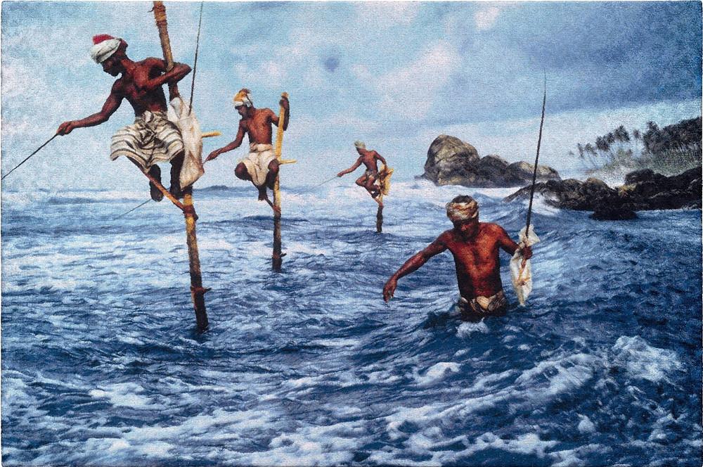 Arte Fundamental abre exibição com trabalhos do aclamado fotógrafo Steve McCurry, durante a Art Basel