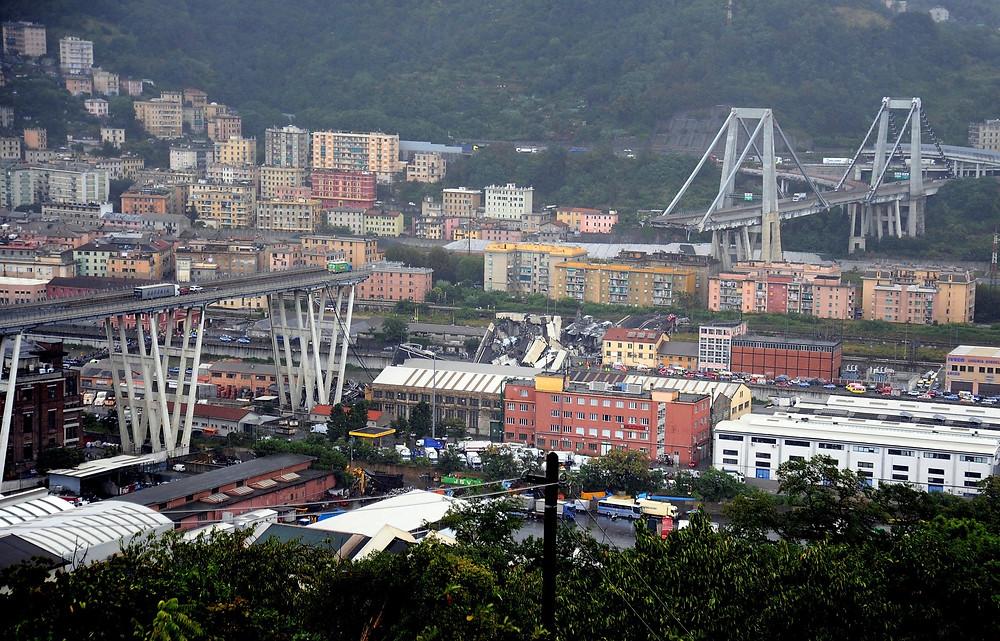 Queda de ponte na Itália deixa mais 22 mortos