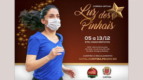 Curitiba terá corrida pública de rua inédita e virtual