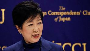 Situação ideal para Jogos de Tóquio é ter torcedores, diz governadora