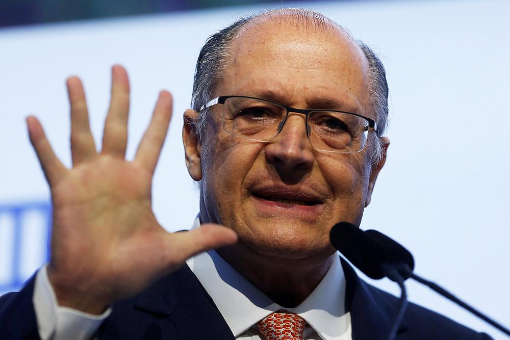 Geraldo Alckmin terá mais tempo de TV