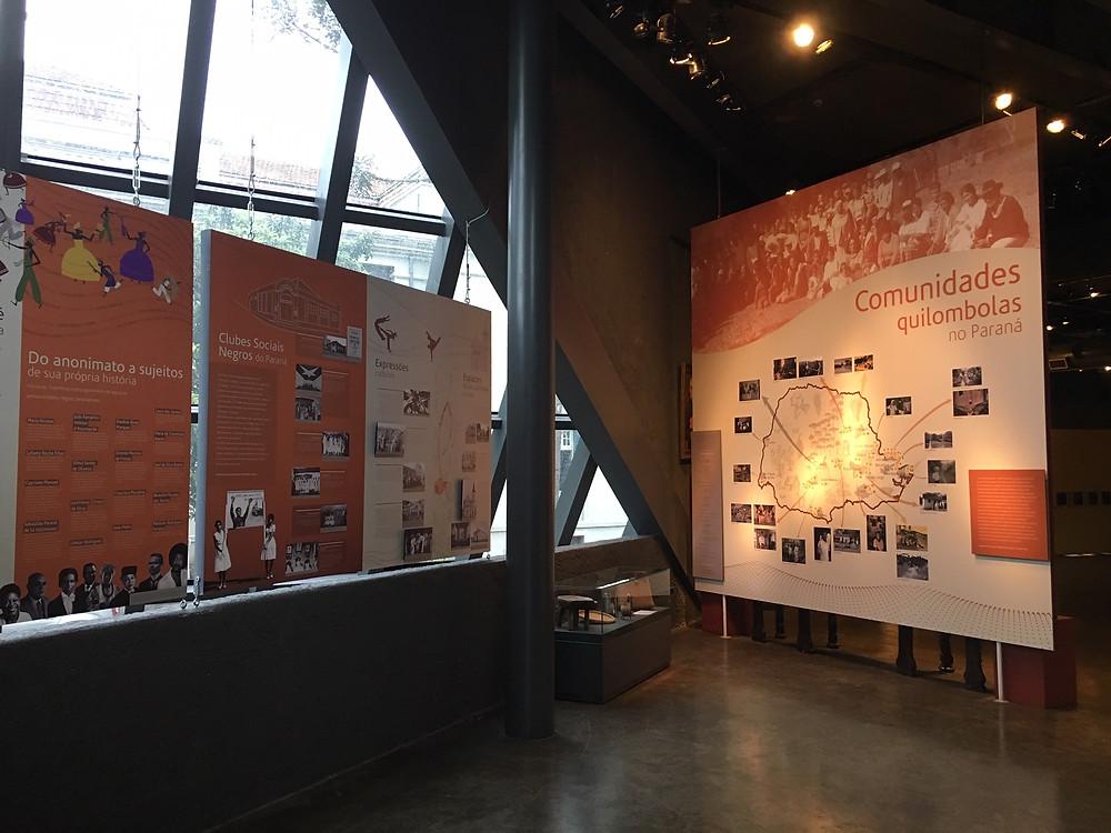 A história do Paraná em cinco exposições no Museu Paranaense