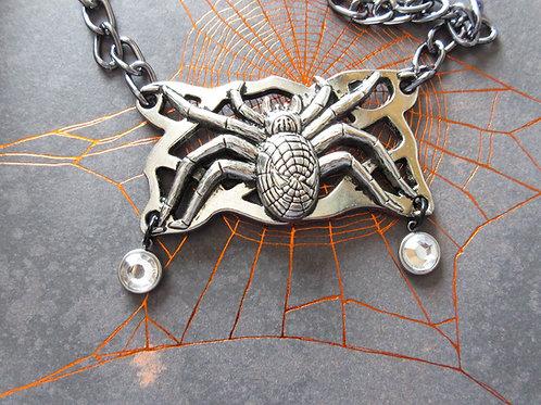 Spider Statement Choker