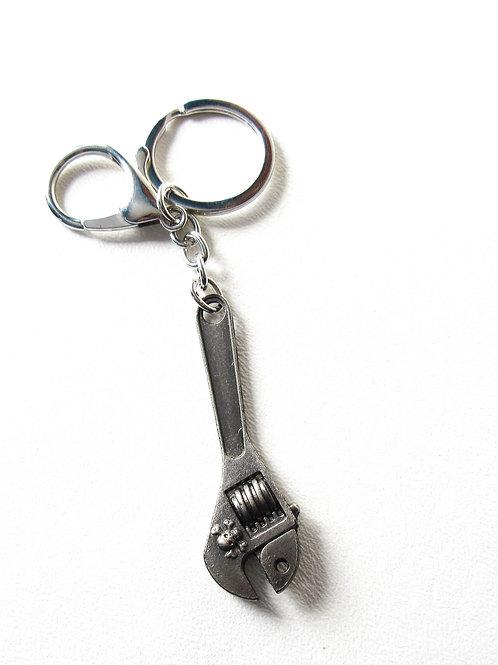 Wrench Keychain