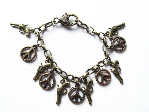 War and Peace Bracelet