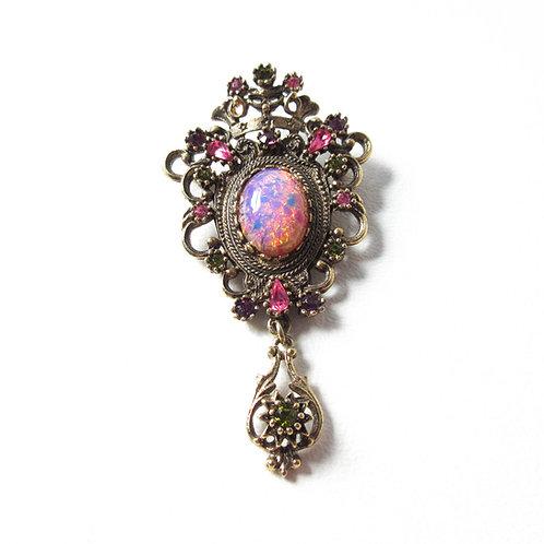 Vintage Sarah Coventry Pin Pendant