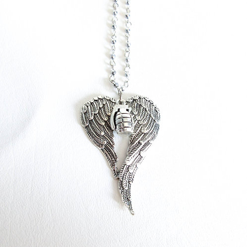 The Angel Maker Necklace
