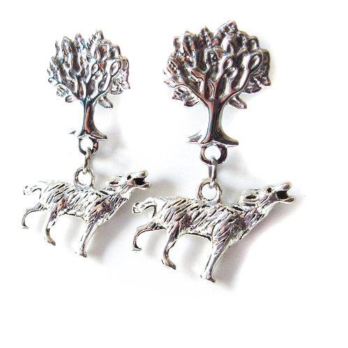 The Huntress Earrings