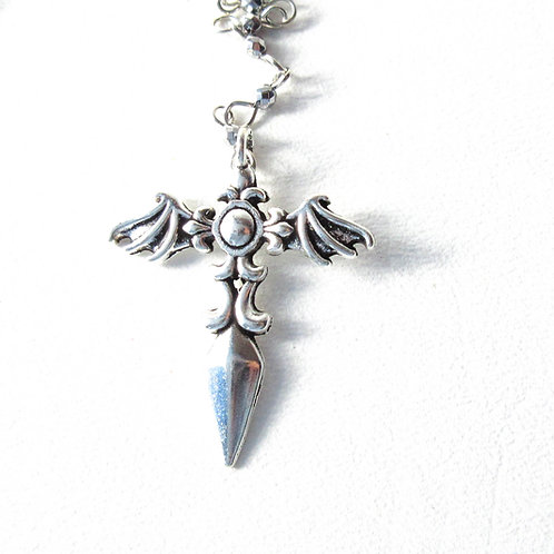 Winged Sword Rosary Arm the Matriarchy