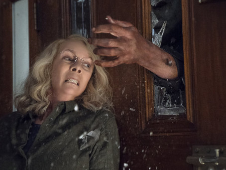I am Laurie Strode