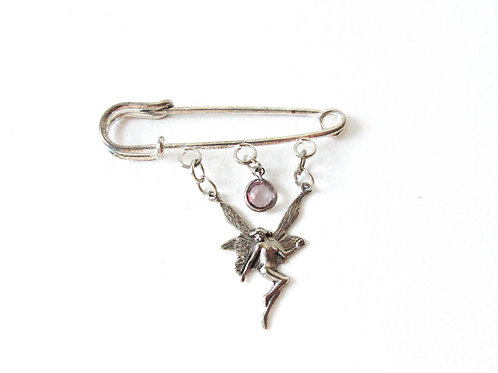 Fairy Safety Pin