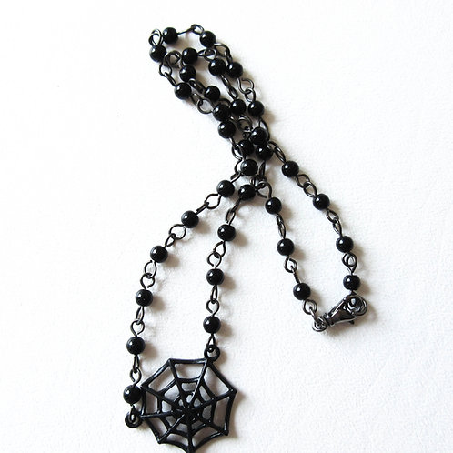 Spider Web Rosary