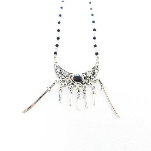 Sword Goddess Necklace