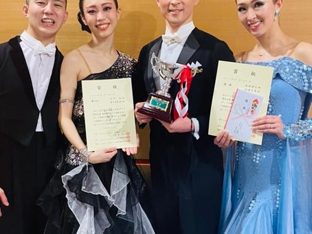ジャパンカップダンス選手権in東部