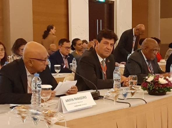 Pertemuan Dewan Stop TB Partnership ke-32