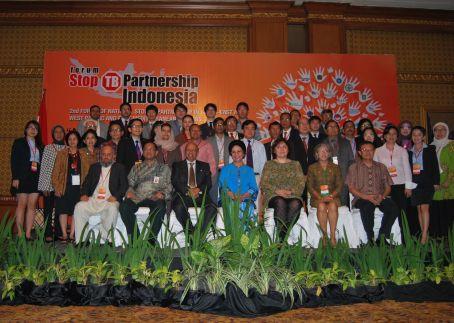 Indonesia Tuan Rumah Pertemuan Ke-2 Forum Stop TB Partnership Kawasan Asia Tenggara, Pasifik Barat d
