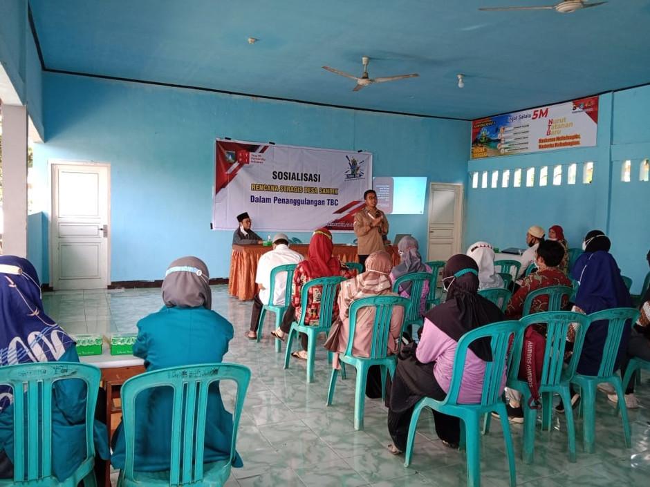 Perencanaan Penanggulangan TBC Desa Sebagai Ikhtiar  Mempercepat Eliminasi TBC di Indonesia