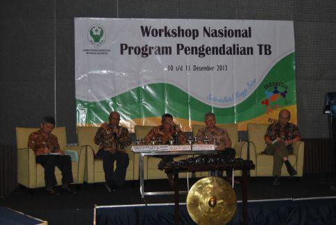 Workshop Nasional Program Pengendalian TB
