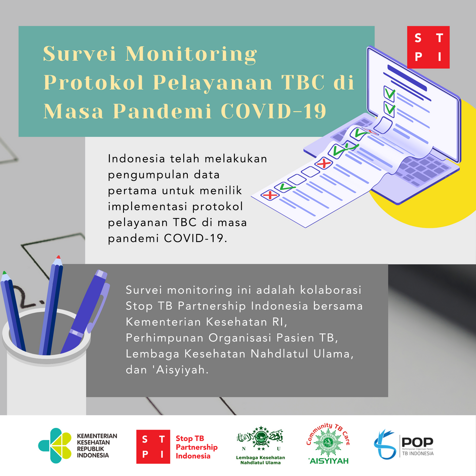 Hasil Survei Monitoring Protokol Pelayanan TBC di Masa Pandemi COVID-19
