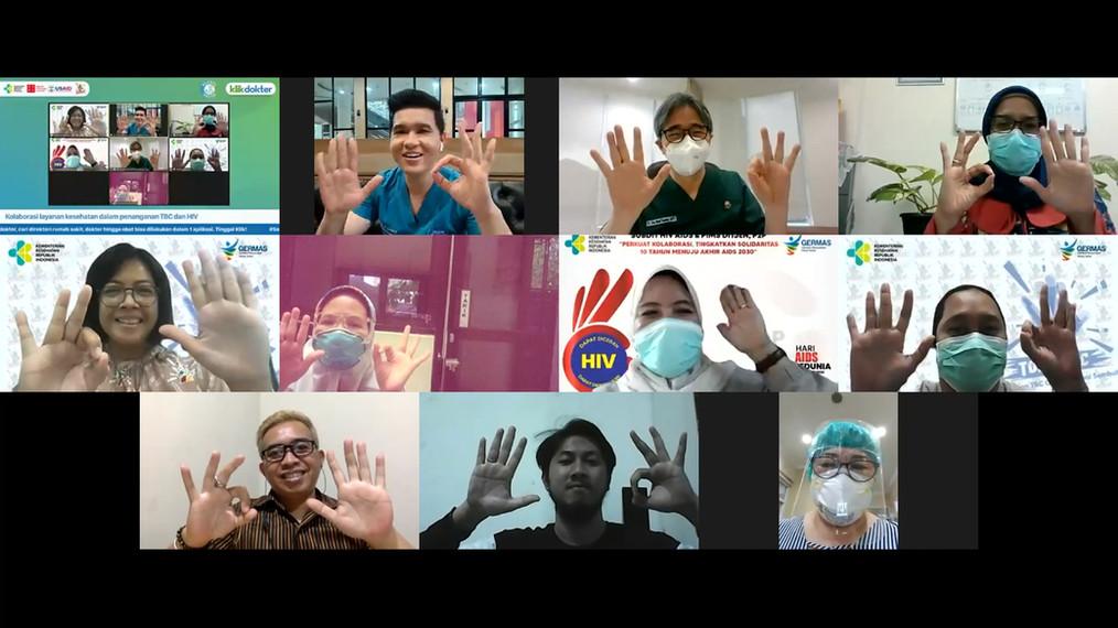 STPI Peringati Hari AIDS Sedunia dengan Berbagi Praktik Baik dan Dukungan Semangat pada ODHA