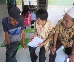 Peduli Kualitas Pelayanan Pasien TB  Di Puskesmas