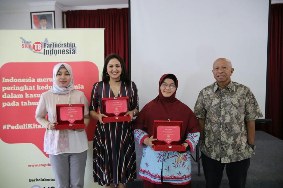 Indonesia Peringkat ke-2, Donna Agnesia Kaget