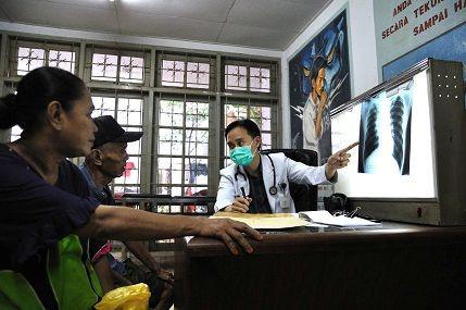 Partisipasi Yayasan HOPE dalam Penanggulangan TB