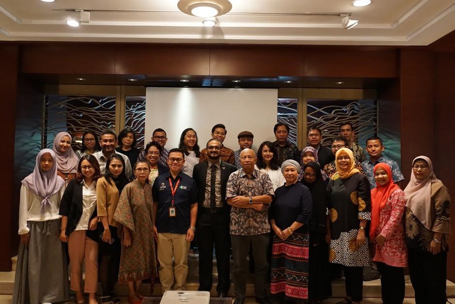 Penguatan Advokasi Forum Kemitraan Tuberkulosis