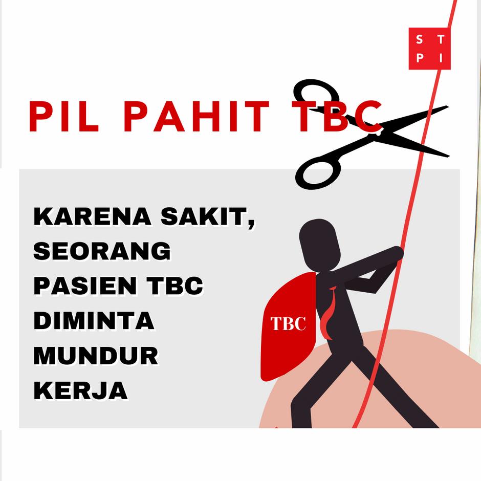 Pil Pahit TBC: Pemutusan Hubungan Kerja Akibat TBC
