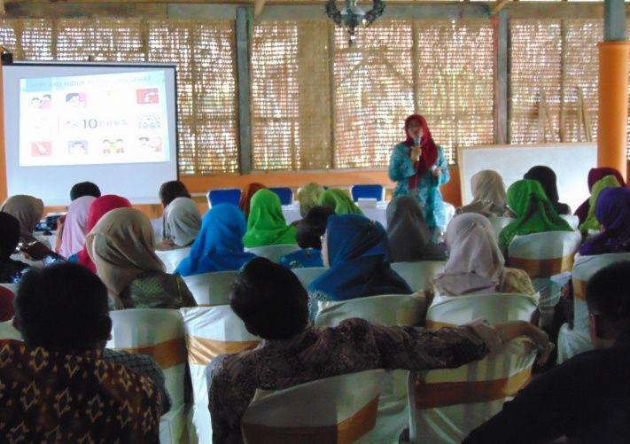 LKNU Blitar Sosialisasikan Pengendalian TB lewat Desa Siaga