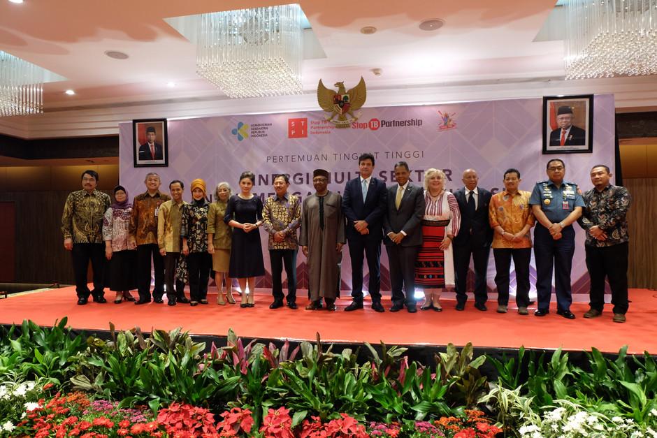 Tuberkulosis Tantangan Bonus Demografi Indonesia
