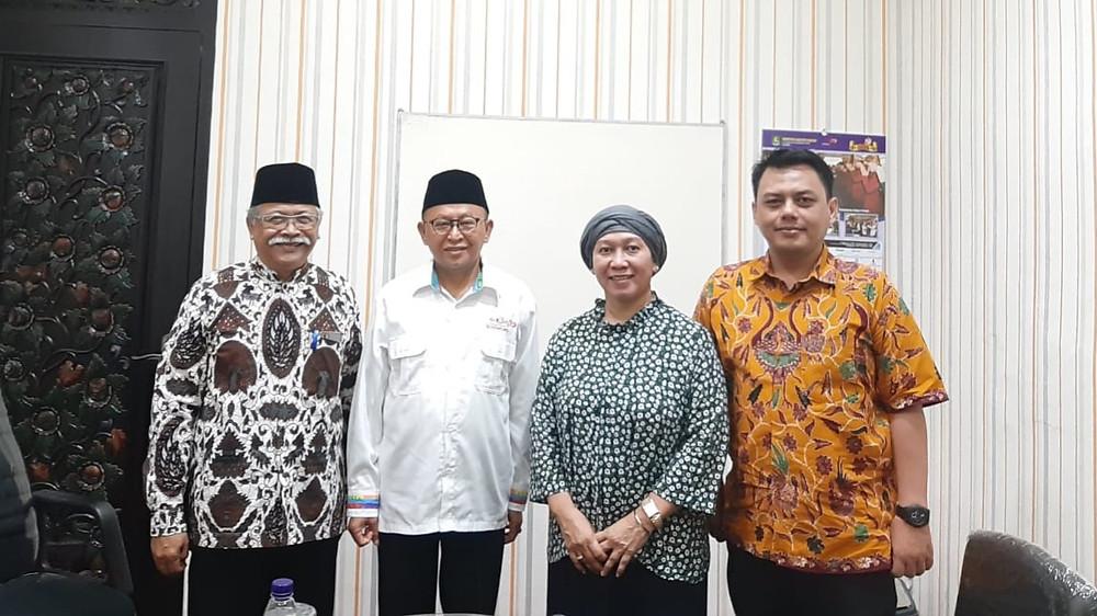 Advokasi STPI dengan Bupati Sumenep