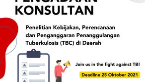 Penelitian Kebijakan, Perencanaan dan PenganggaranPenanggulangan Tuberkulosis (TBC) di Daerah