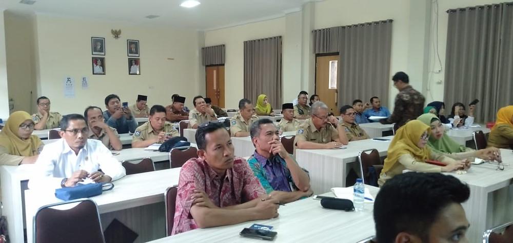 Pertemuan Pra Forum