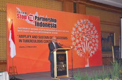 2nd Stop TB Forum in Indonesia