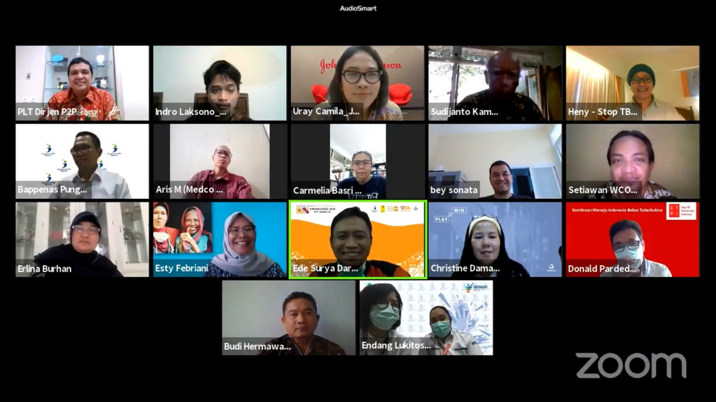 Bersama Kemenkes RI, STPI dan Global TB Caucus Selenggarakan Pertemuan TBC Nasional