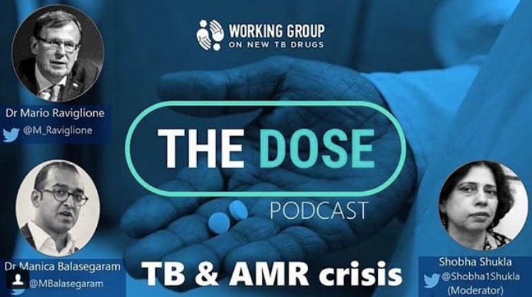 The Dose Ep. 1: Pentingnya Komitmen Politis Untuk Pengobatan TBC dan Penanganan Resistensi Antibioti