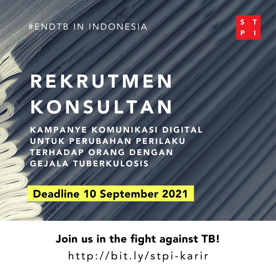 Kampanye Komunikasi Digital untuk Perubahan Perilaku Terhadap Orang dengan Gejala TBC