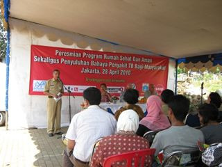Komitmen Yapari dalam Penanggulangan TB